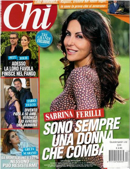 Chi magazine