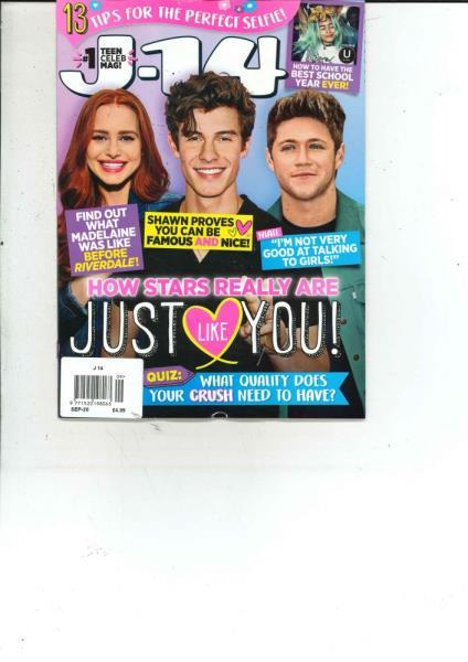 J 14 magazine