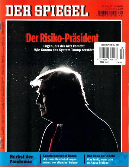 Der Spiegel magazine