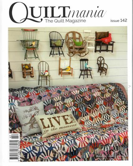 Quilt Mania magazine