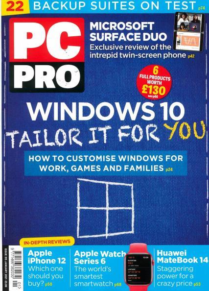 PC Pro DVD magazine