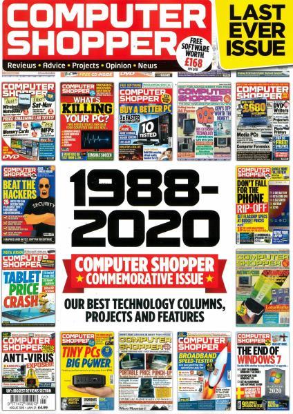 Computer Shopper DVD magazine