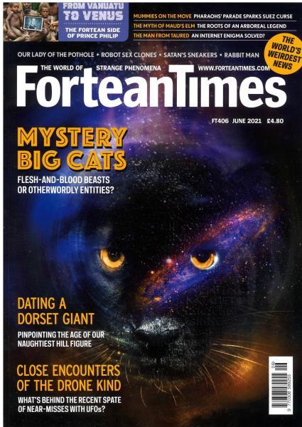 Fortean Times magazine