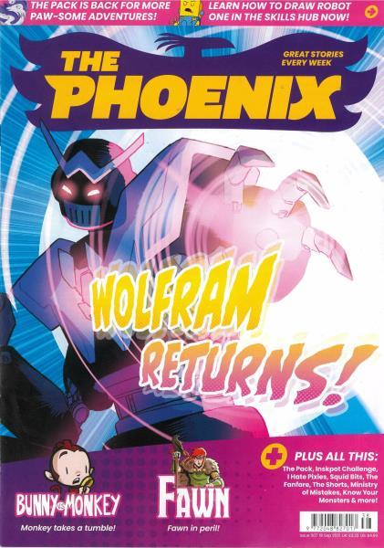The Phoenix magazine