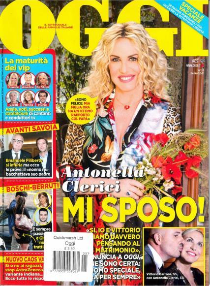 Oggi magazine