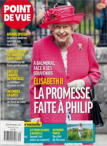 Point de Vue magazine