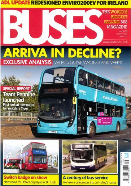 Buses magazine
