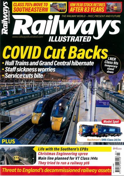 Railways Illustrated magazine