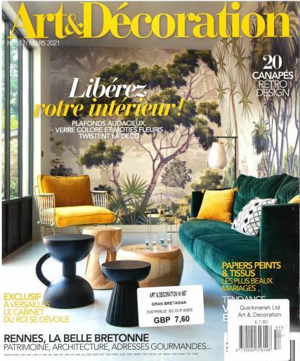 Art & Decoration magazine