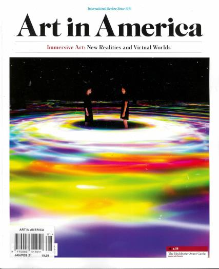 Art In America magazine