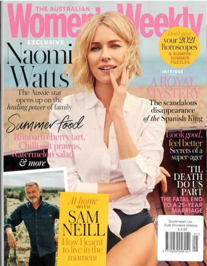 Australian Women's Weekly magazine