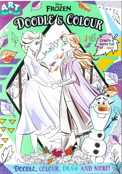 Art Draw and Create magazine