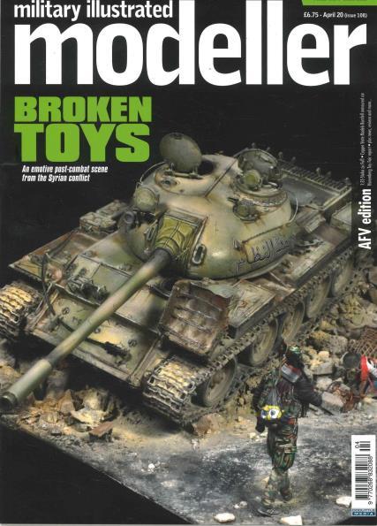 Military Illustrator Modeller - AFV Edition magazine