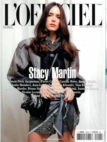 L'Officiel magazine