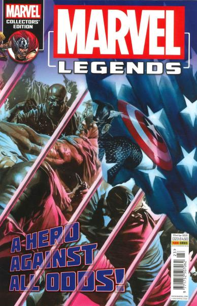 Marvel Legends magazine