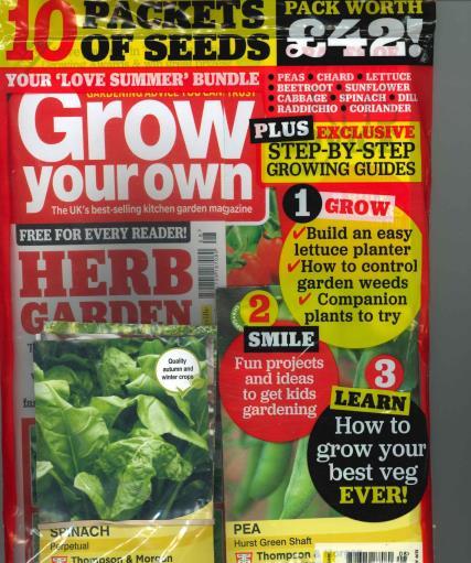 Grow Your Own magazine