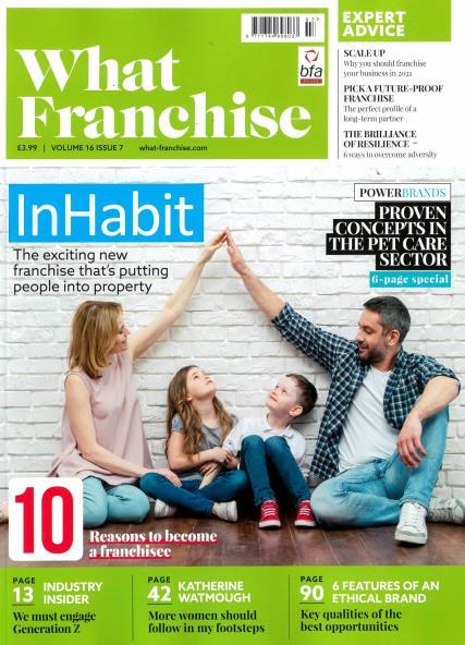What Franchise magazine
