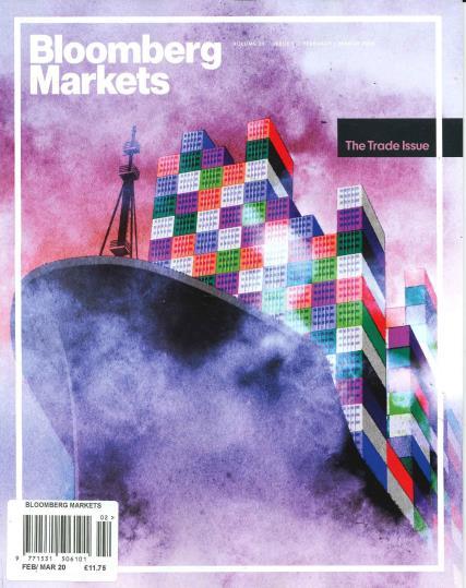 Bloomberg Markets magazine