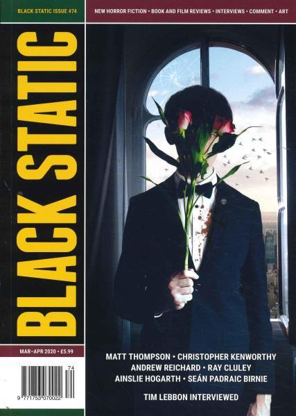 Black Static magazine