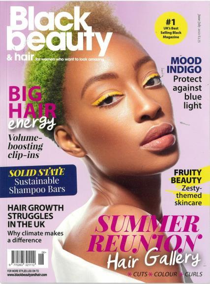 Black Beauty and Hair magazine