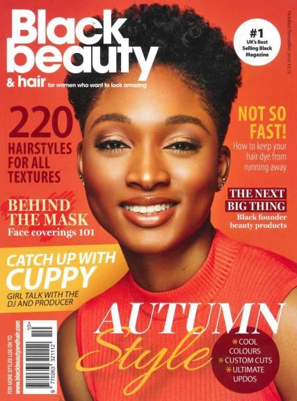 Black Beauty and Hair magazine