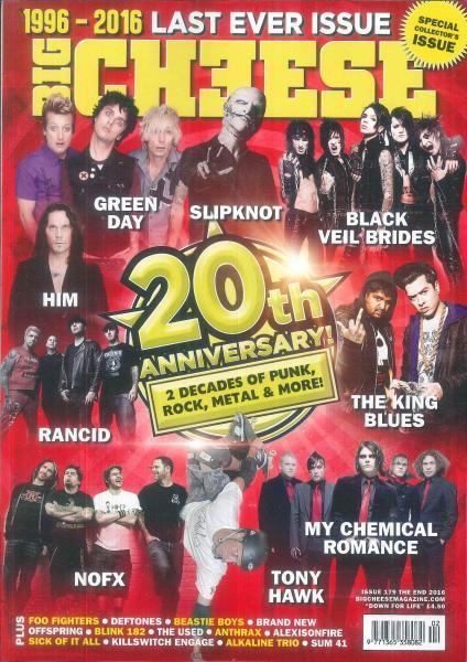 Big Cheese magazine
