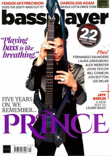 Bass Guitar magazine