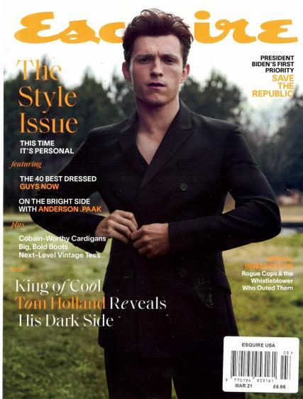 Esquire USA magazine