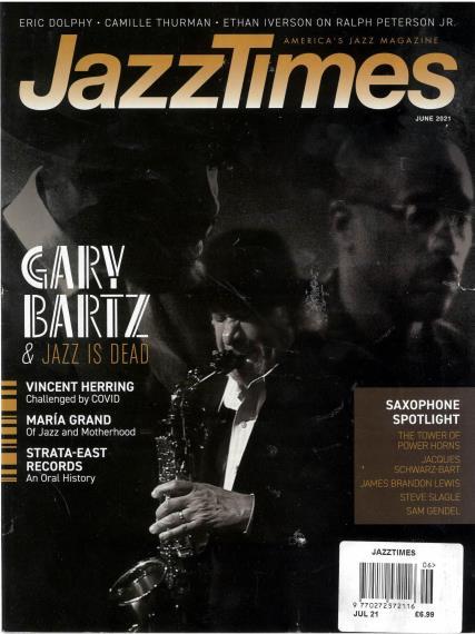 Jazz Times magazine