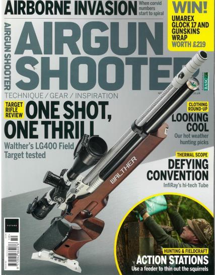 Airgun Shooter magazine