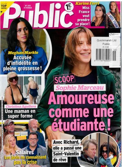 Public France magazine