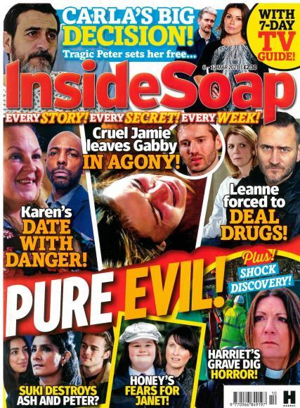 Inside Soap magazine