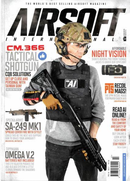 Airsoft International magazine