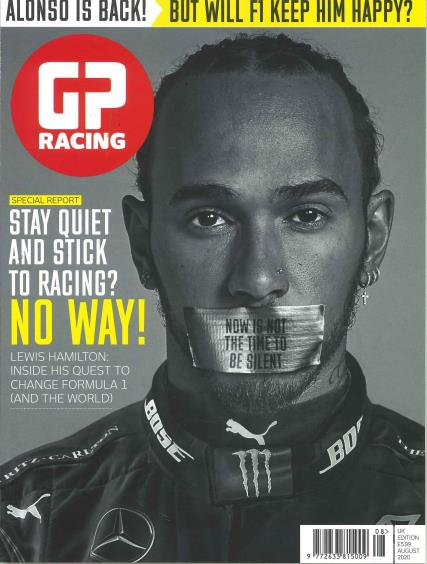 GP Racing magazine