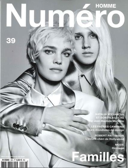 Numero Homme magazine