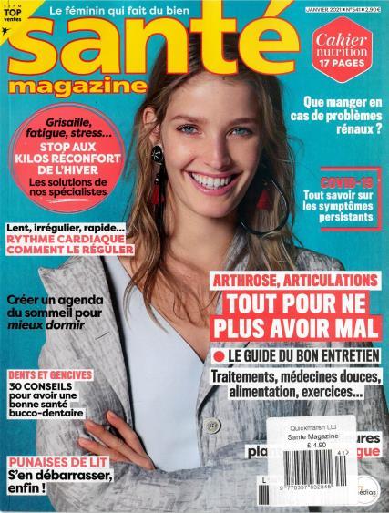 Sante magazine