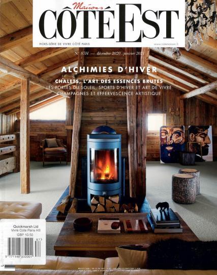 VIVRE COTE PARIS magazine