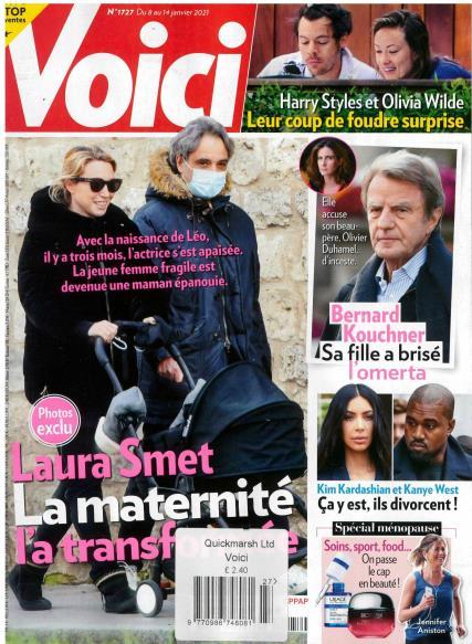 Voici magazine