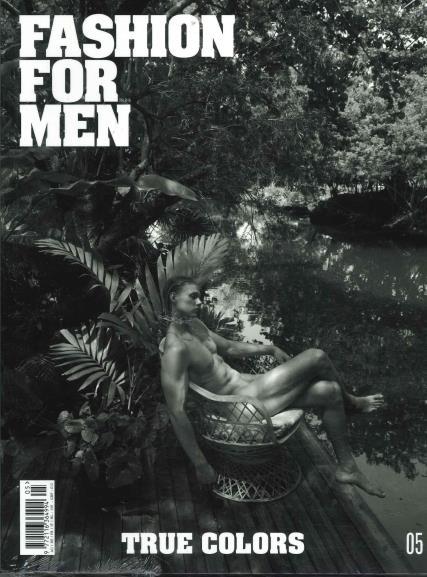 Fashion for Men magazine