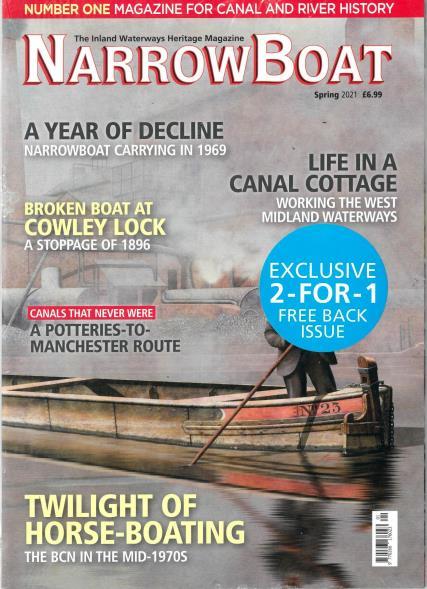 NarrowBoat magazine