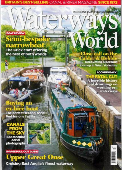 Waterways World magazine