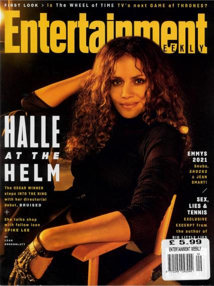 Entertainment Weekly magazine