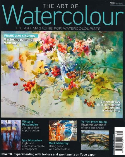 The Art of Watercolour magazine