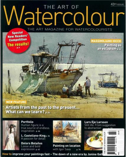 The Art of Watercolour magazine