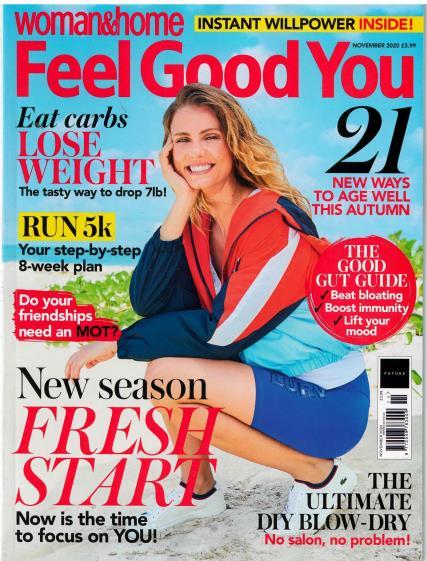 Woman & Home Feel Good You magazine
