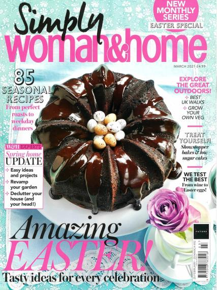 Simply Woman & Home magazine
