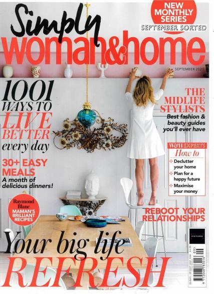 Simply Woman & Home magazine