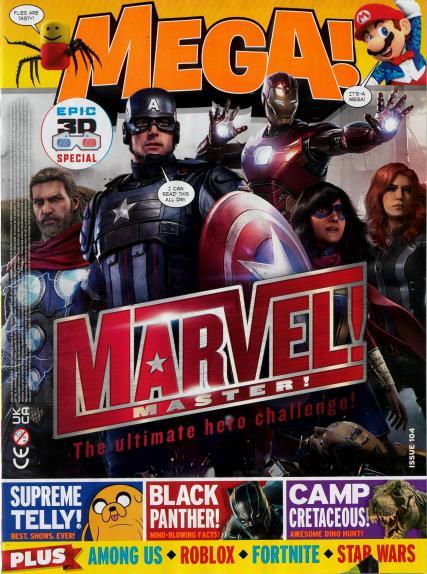 Mega magazine