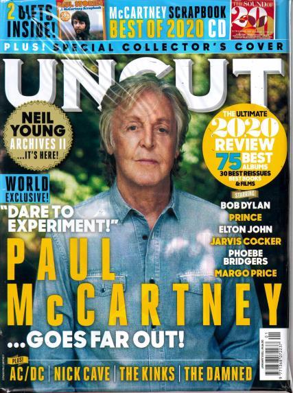Uncut magazine