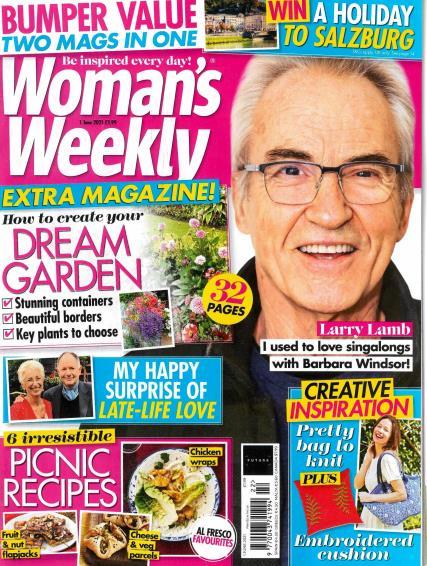 Woman's Weekly magazine
